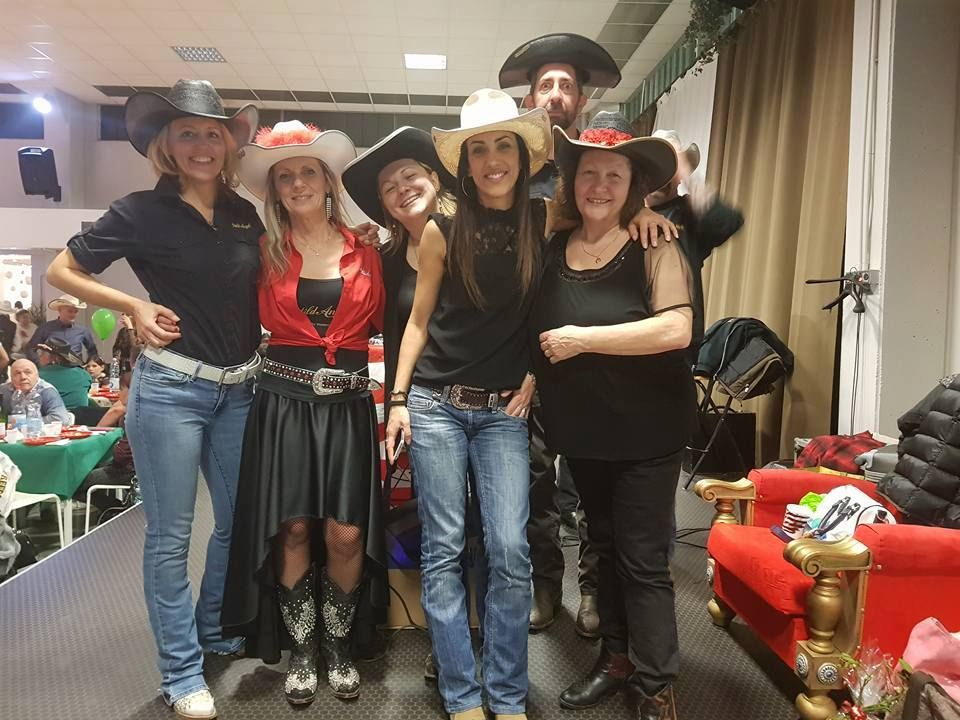 Wild Angels Gruppo Ballo Country 2018 07