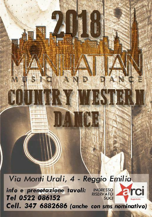 Manhattan Country western dance
