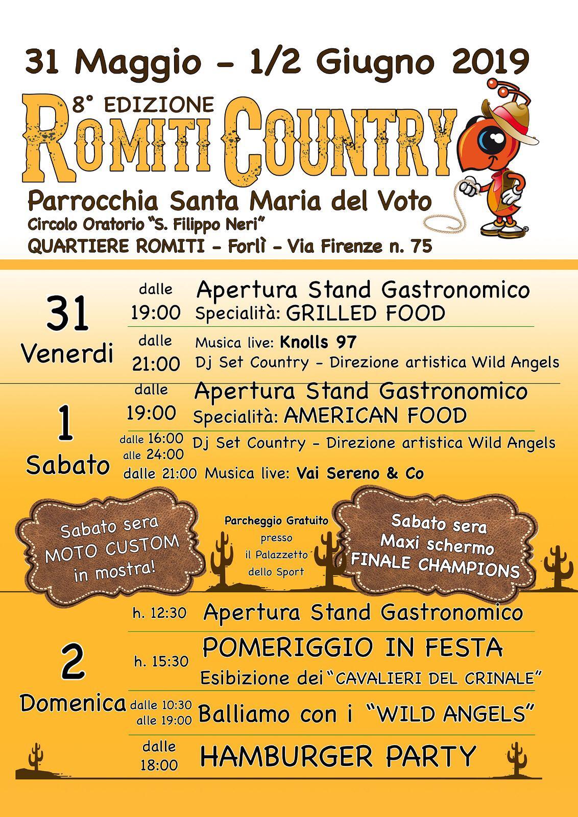 romiti-country-logo-volantino